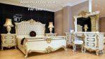 Desain Kamar Set Mewah Ukir Klasik Eropa