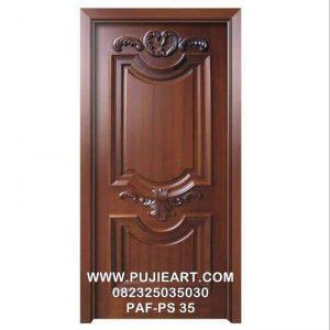 Pintu kamar Ukir Klasik Mewah