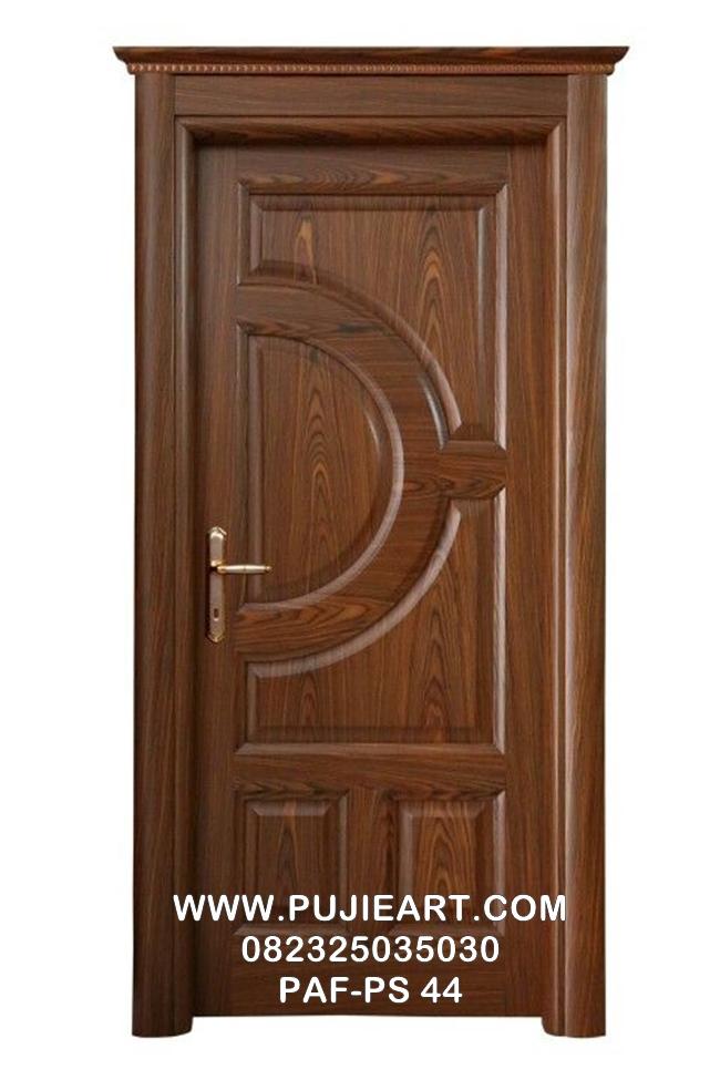 Desain Pintu Jati Minimalis Modern Elegan