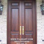 Pintu Rumah Utama Minimalis Modern Murah
