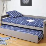Tempat Tidur Anak Sorong Minimalis Modern