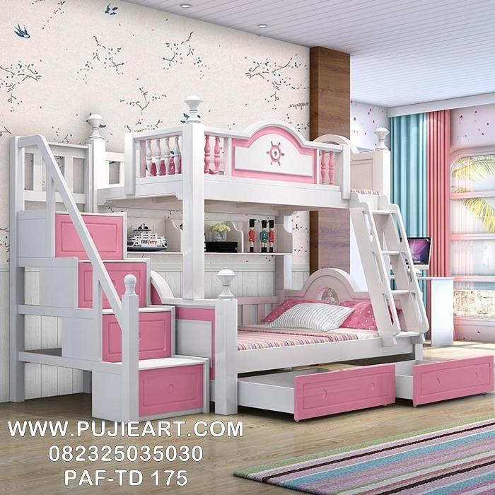 Tempat Tidur Tingkat Anak Murah Modern