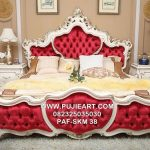 Set Tempat Tidur Utama Mewah Klasik