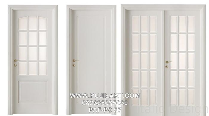 Pintu Minimalis Kamar Warna Putih Murah
