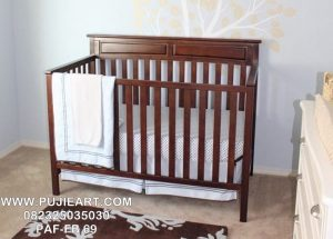 Box Bayi Jati Jepara Terbaru