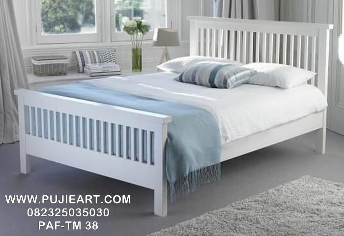 Jual Tempat Tidur Minimalis Modern Murah