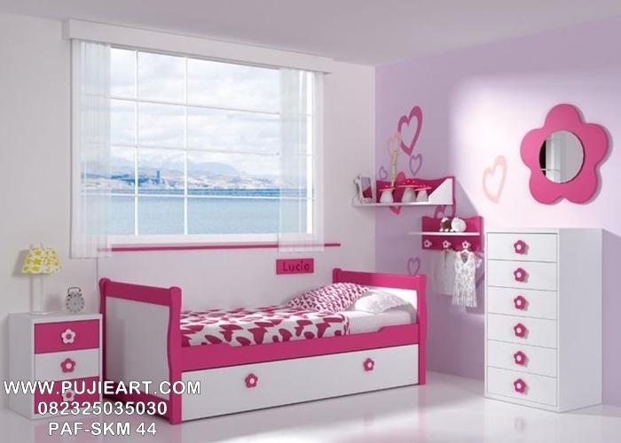 Set Ranjang Tidur Anak Minimalis Murah